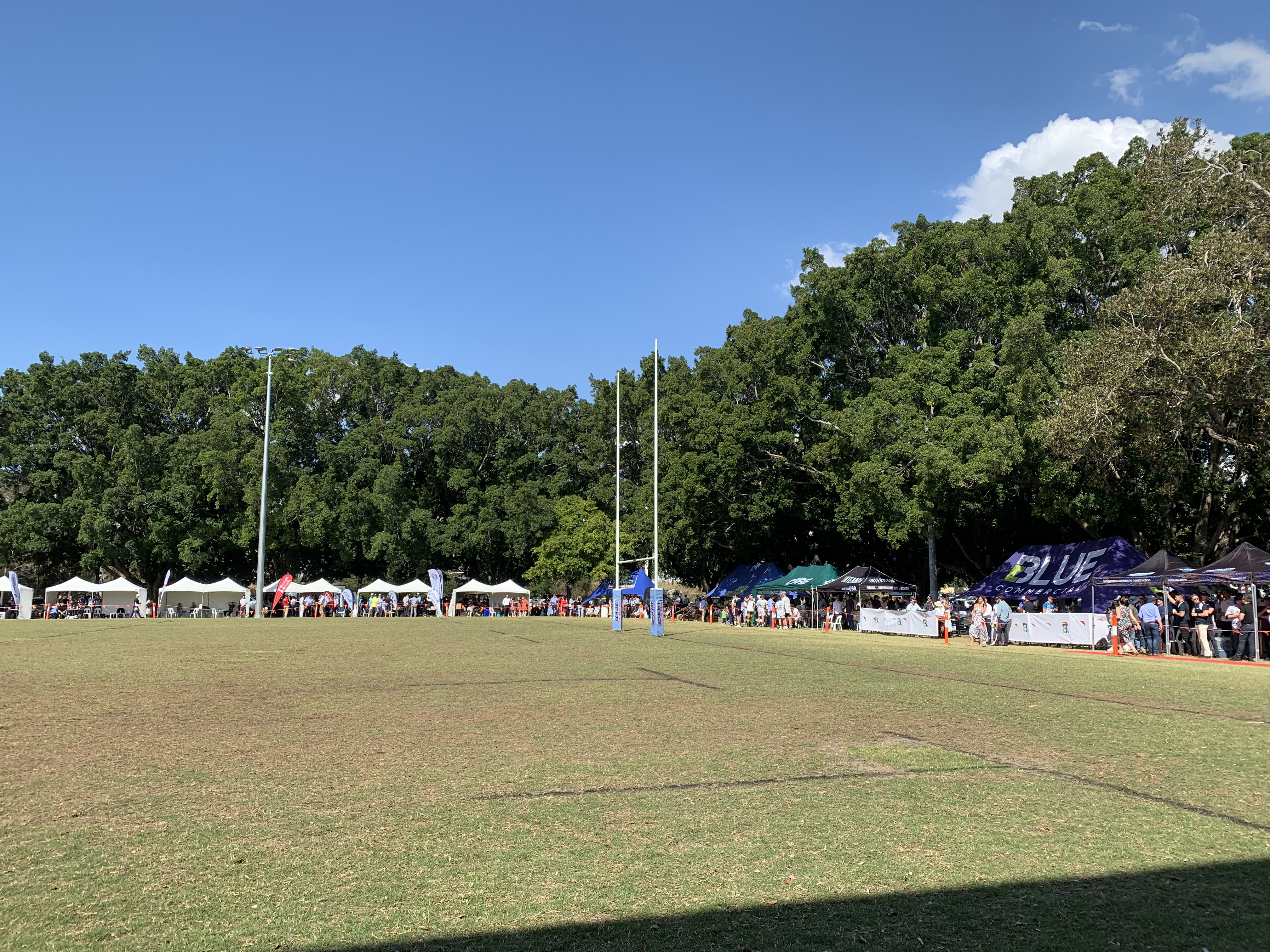 Brisbane Corporate Rugby Tens - Game Day