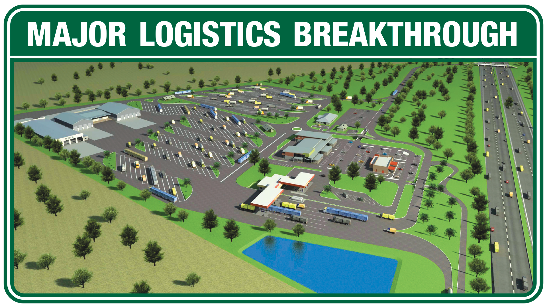 Logistics Breakthrough