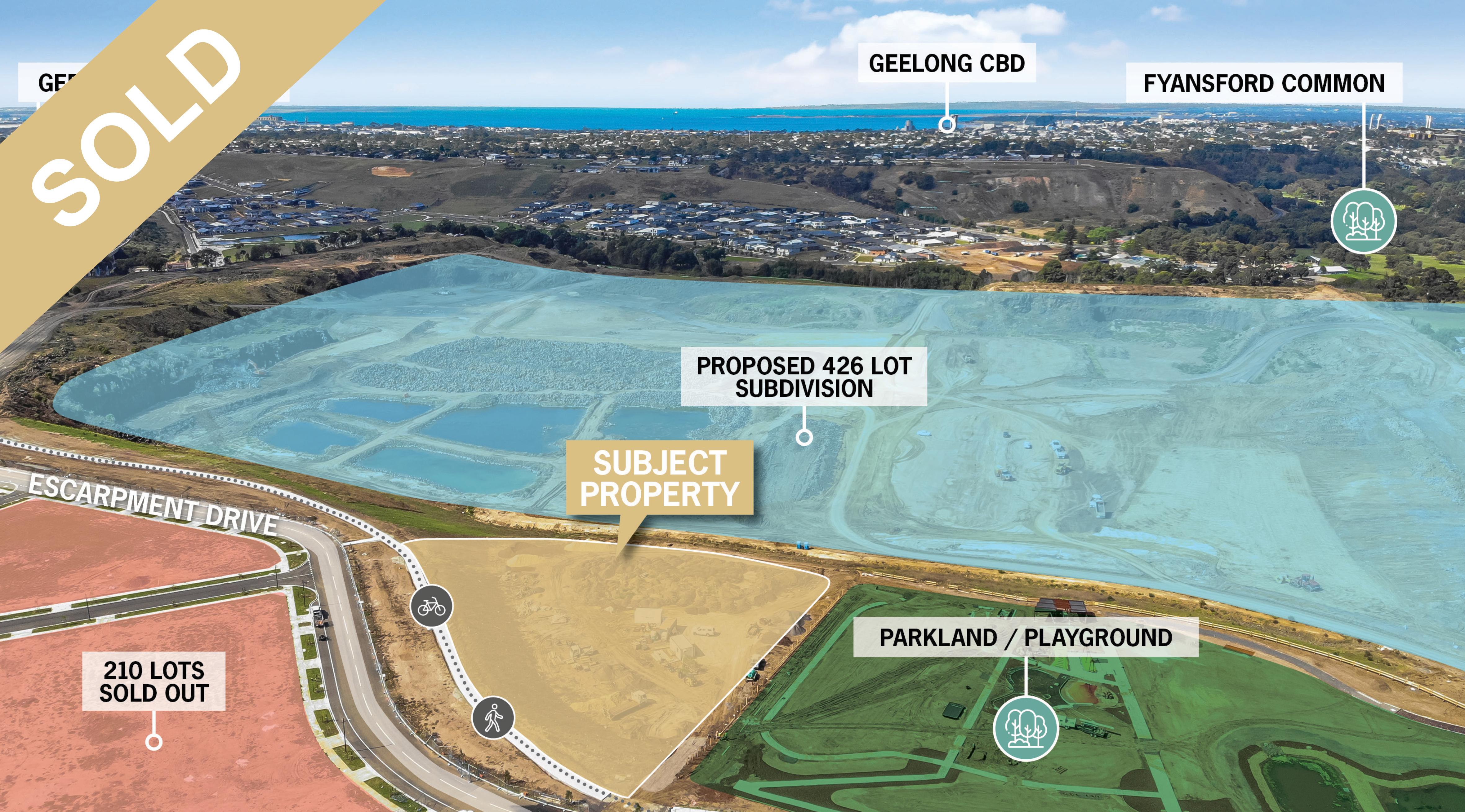 Melbourne Based Developer Secures Proposed Geelong Townhouse Development Site