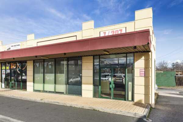 CVA: Shop 7, 307 Ballarat Road, Footscray - SOLD
