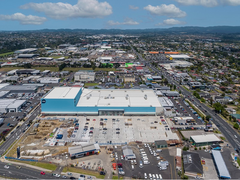 New Zealand's real estate market