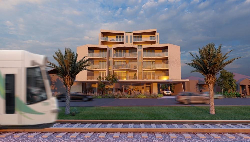 Apartment Design Ensures Scalable