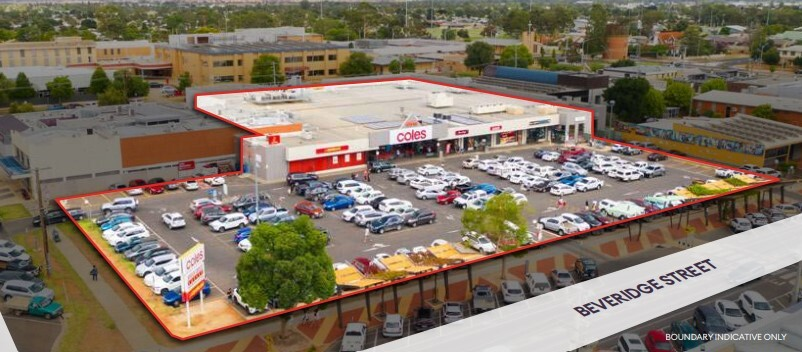 Regional investments continue to soar, as Coles Swan Hill Shopping Centre sells for above $20 million