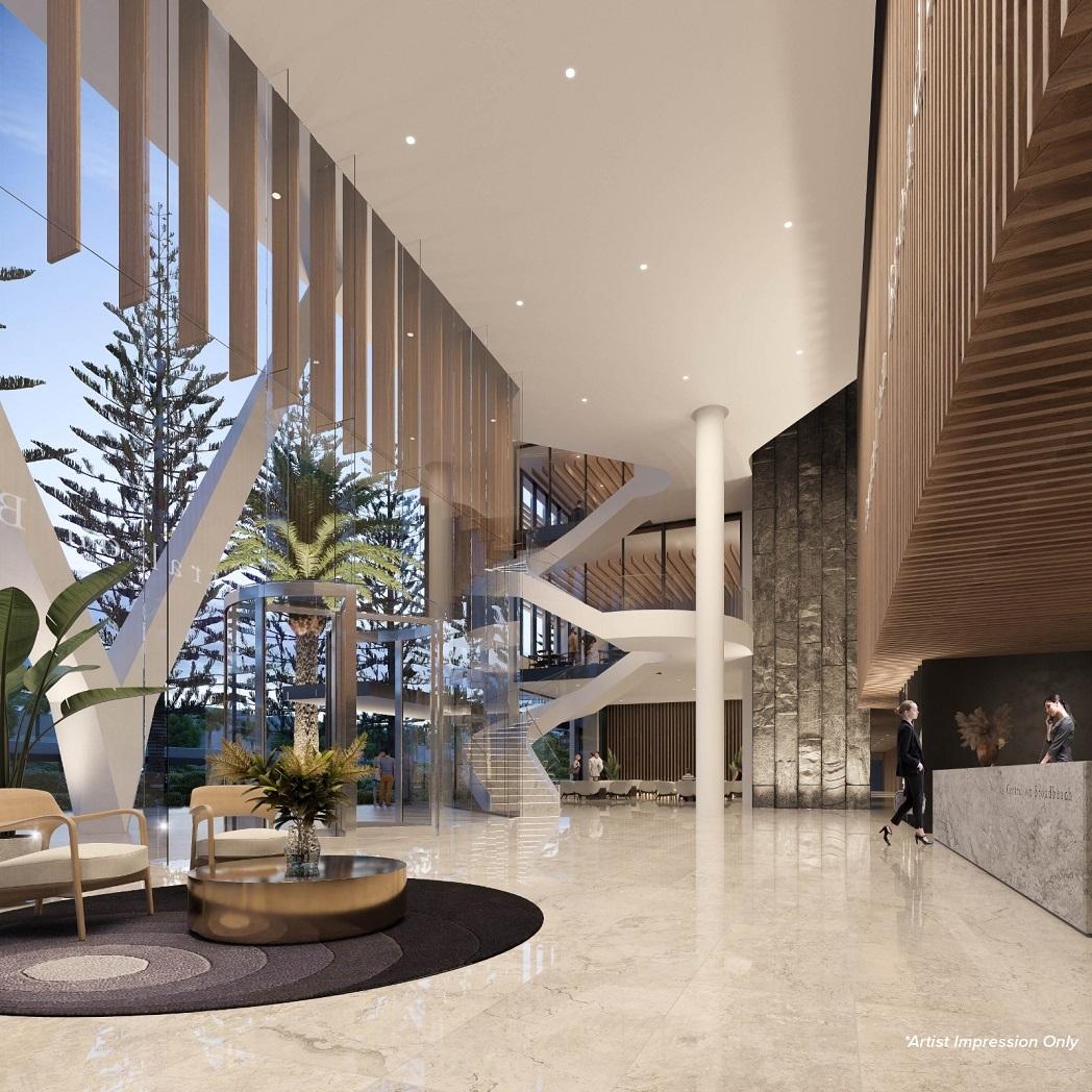 Broadbeach hotel render1