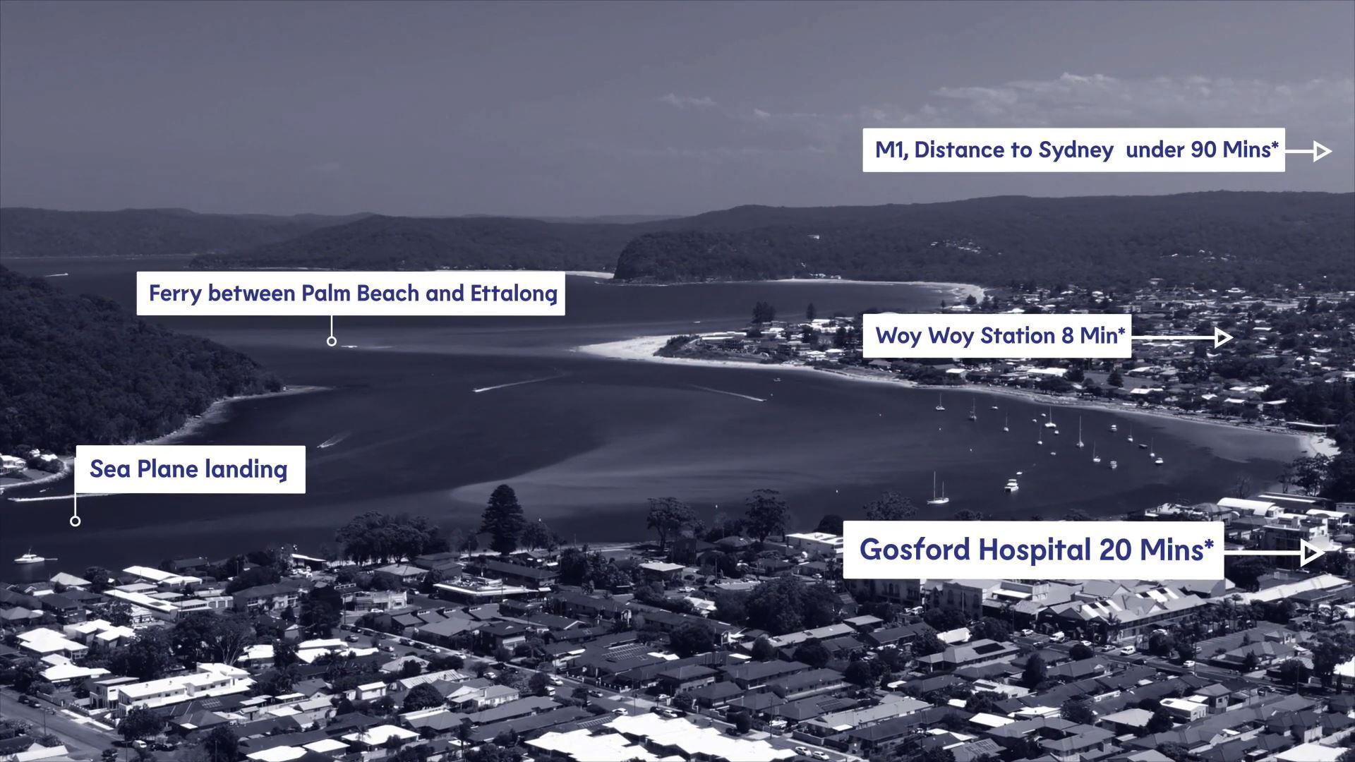 Prime Coastal Development Opportunity in Ettalong Beach, NSW