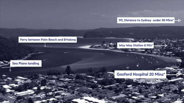 Prime Coastal Development Opportunity in Ettalong Beach, NSW