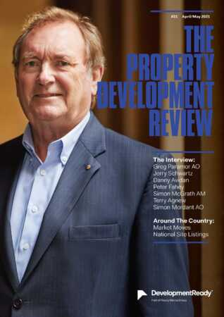 THE PROPERTY DEVELOPMENT REVIEW | ISSUE 21