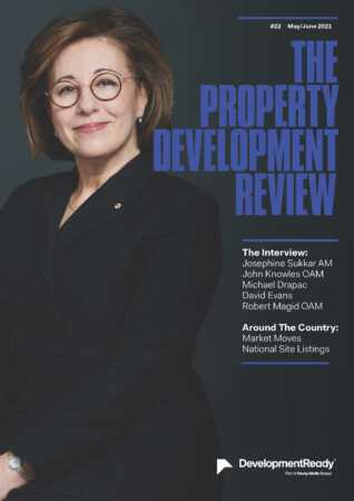 THE PROPERTY DEVELOPMENT REVIEW | ISSUE 22
