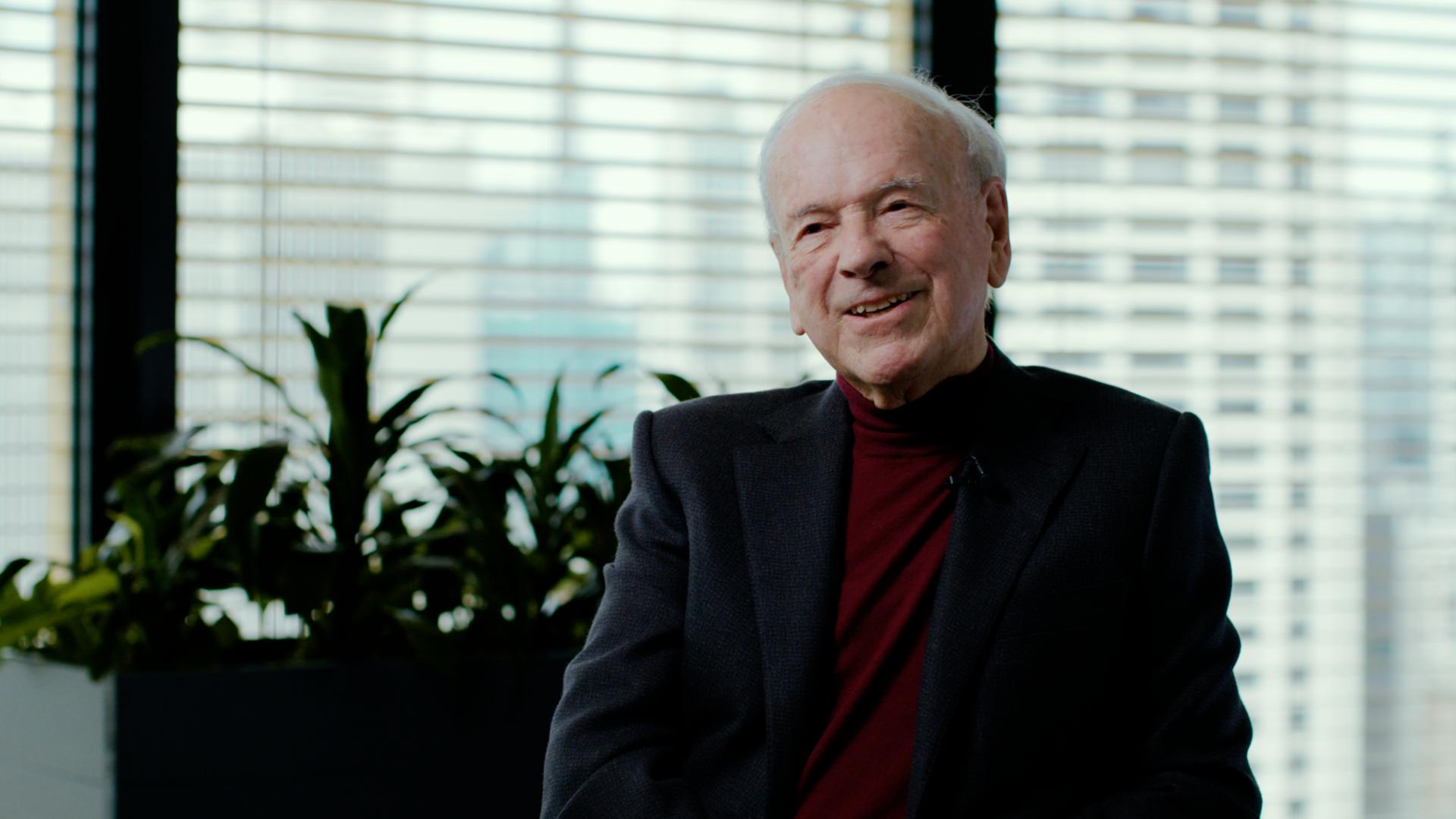 Robert Hamilton AM - Mirvac Founder