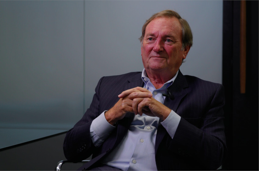 Greg Paramor - Leftfield Investments