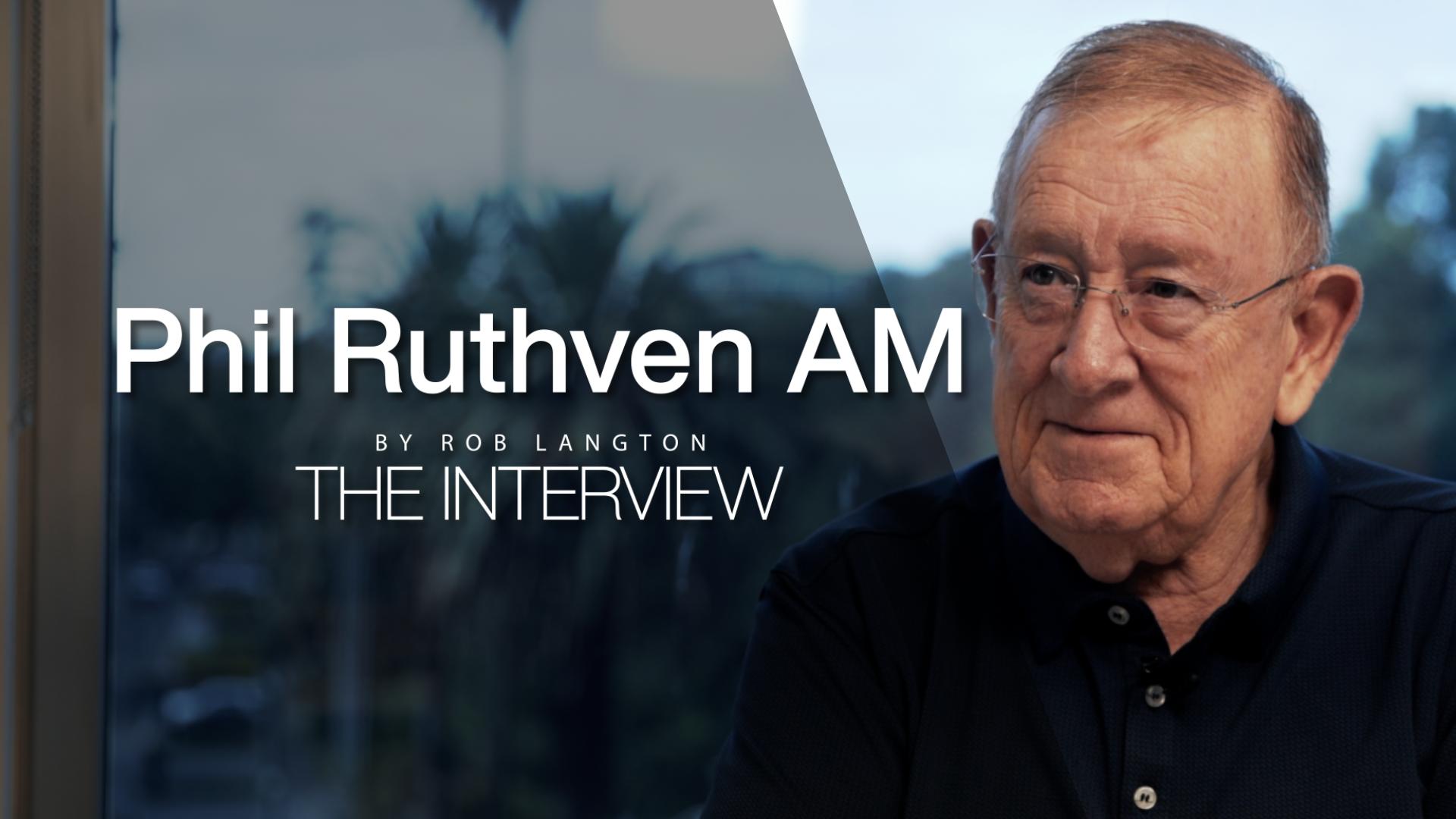 Phil Ruthven AM - IBISWorld & Ruthven Institute