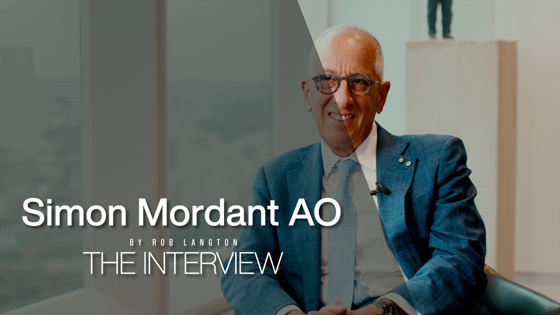 Simon Mordant AO - Luminis Partners