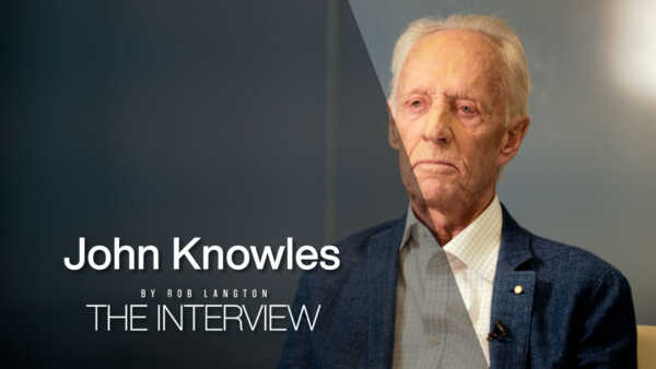 John Knowles OAM - Arcare